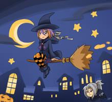Halloween Mys by lostonezero