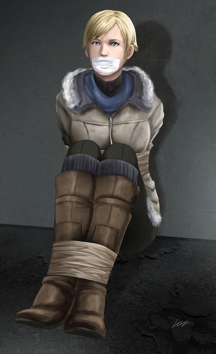 Resident Evil 6 Sherry by lostonezero