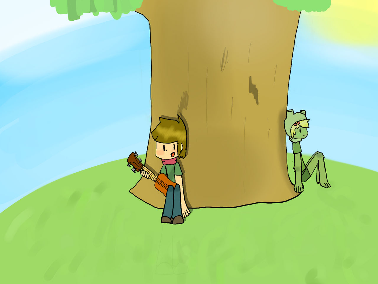 Have You Been Talking To That Tree Guy Again By Art Show Bendy On Deviantart Aliexpress carries wide variety of products, so you. deviantart