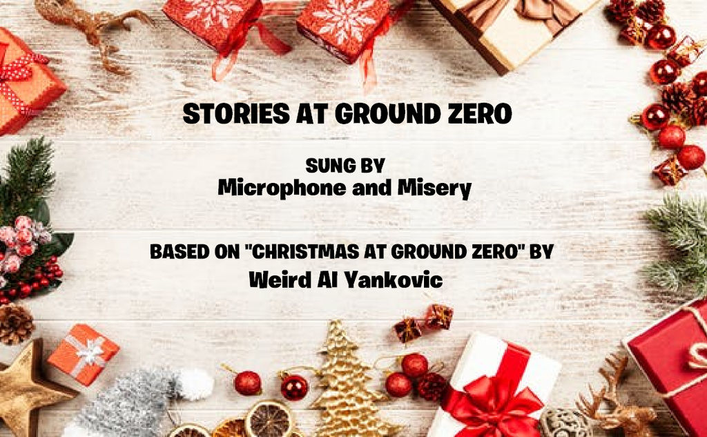 Christmas At Ground Zero.The Octo Guard Season 3 Song 107 Title Card By