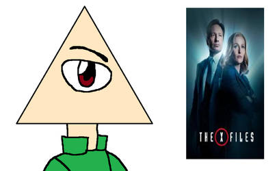Yusuke Urameshi's reaction to The X-Files