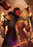 [C] Amun Raa and Lana