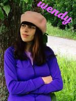 Wendy Testaburger Cosplay