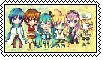 Vocaloid Stamp 001 by Jenny10j