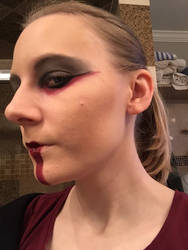 Sith Lord Make up