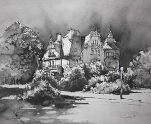 Willa Richtera by IzaSik