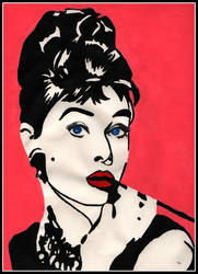 Audery Hepburn II