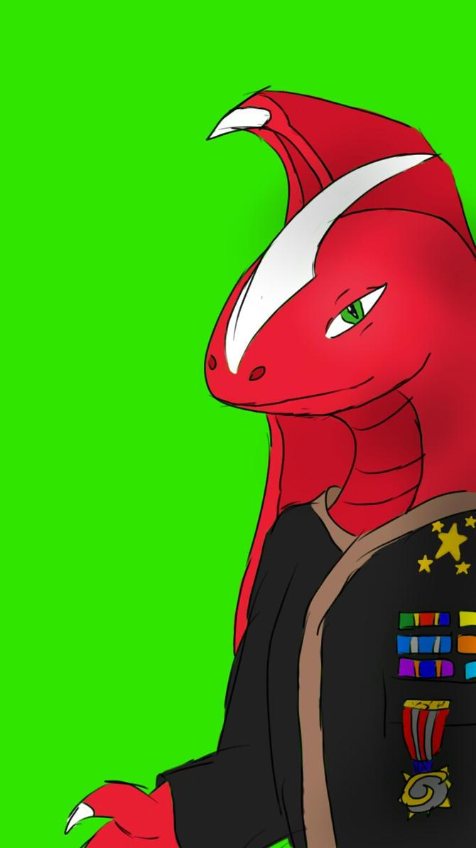 James Herin post Galactic War by dragonguilders