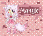 Chibi Mangle - [Five Nights At Freddy's 2]