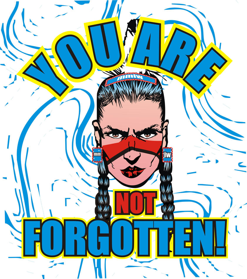 You Are Not forgotten by graphicdesignboy1