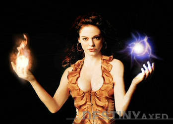 Charmed, Rose McGowan as Paige by destinyaxed