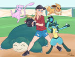 Softball Trainer wants to battle!!