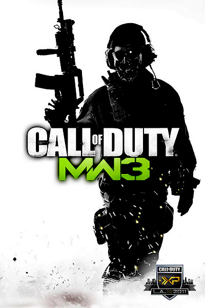 MW3 Ghost Cover by Yse...