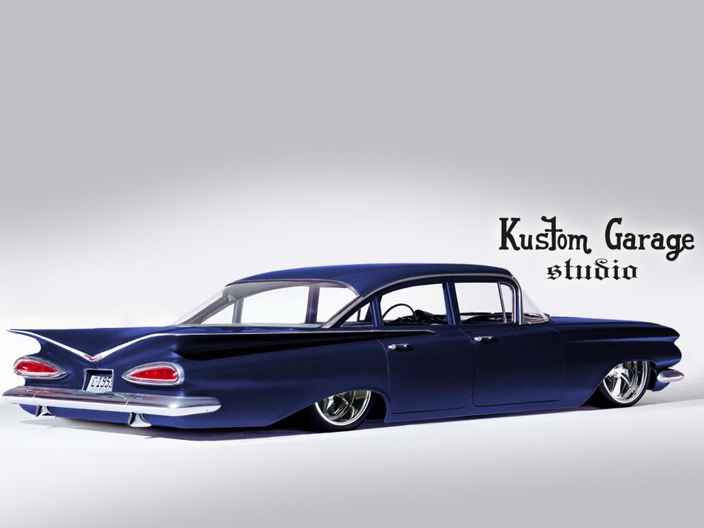 1959 Chevrolet Bel Air 4-Door Sedan by irisantonio ... & 1959 Chevrolet Bel Air 4-Door Sedan by irisantonio on DeviantArt