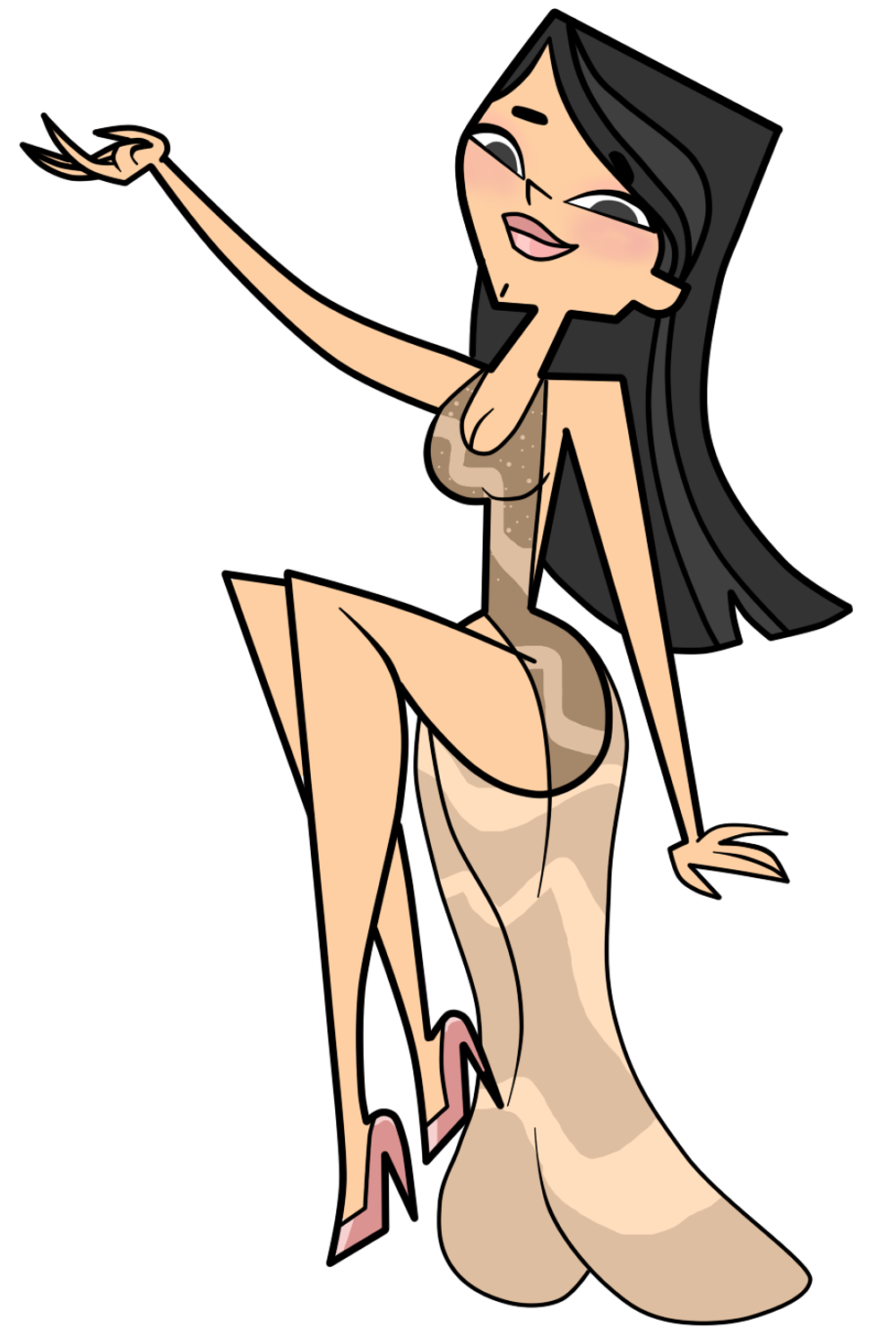 heather from total drama hot nude