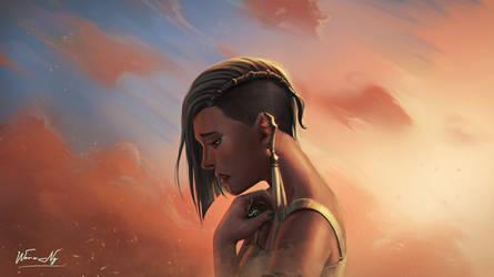 Namaari and the Last Dragon