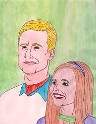 Fred and Daphne Prinze by Tissues