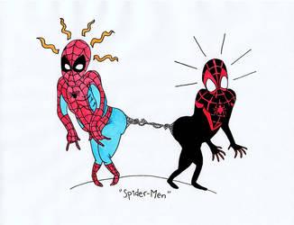 Spider-Men by Tissues