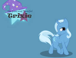 The Great and Powerful Trixie by angelthundergrl