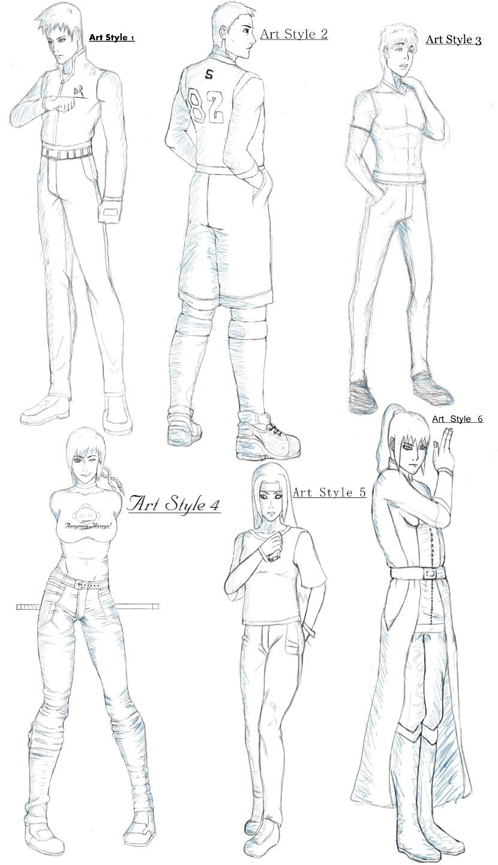 deviantart character sketches - photo #16
