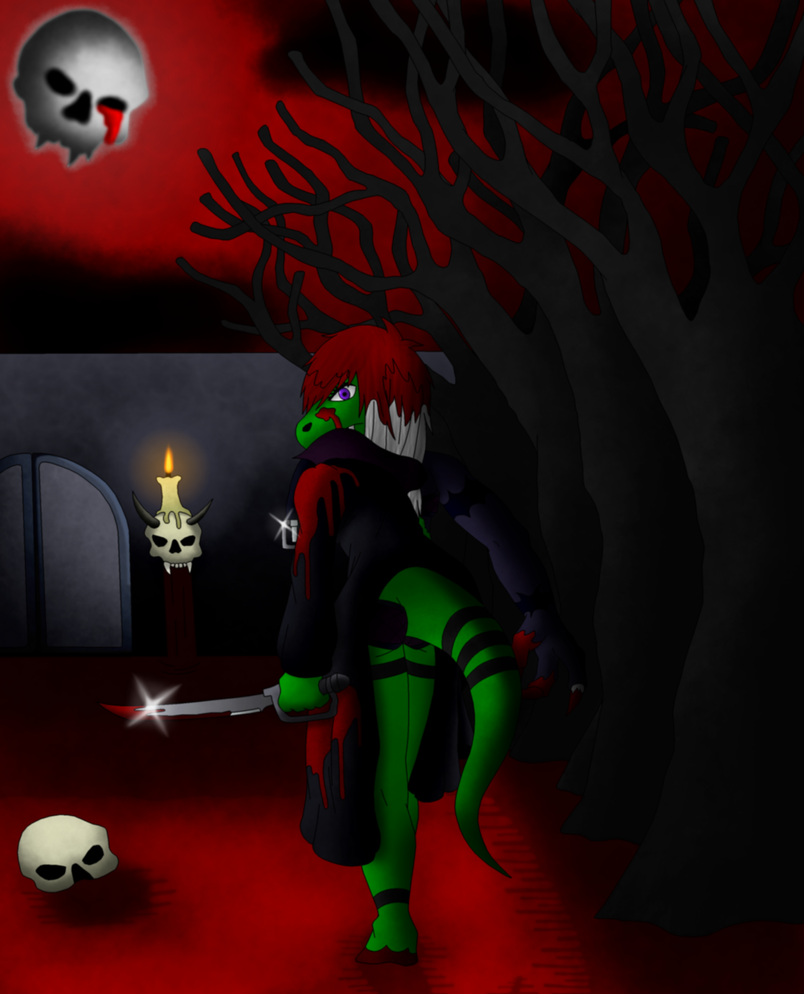 Susaka: Path Of Blood by shadow-recon-666