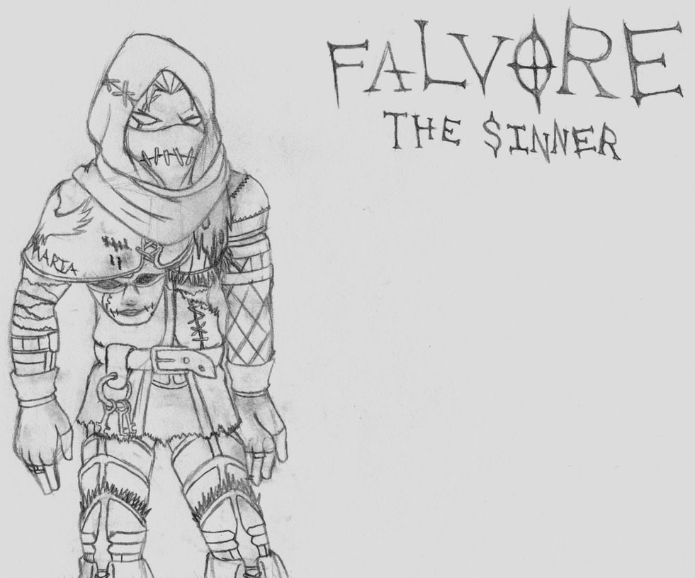 Falvore The Sinner by shadow-recon-666