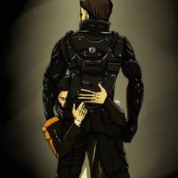 Deus Ex: Like a Hengsha Whore by ColAutumnsOvercoat