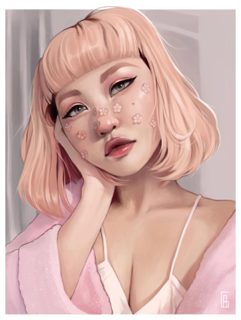 Portrait Practice by glosh
