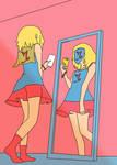 reflection - zodiac Capricorn
