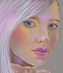 speed painting 2 by Febreizh