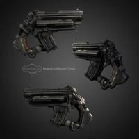 Pistol by Roomper