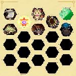 Team Destiny's Duet Honeycomb Storage by Tinytank138