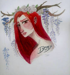Angeline of the Woods and Roses
