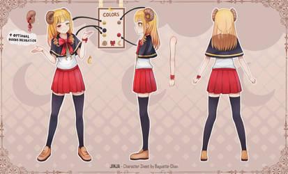 Jinja I Character Sheet