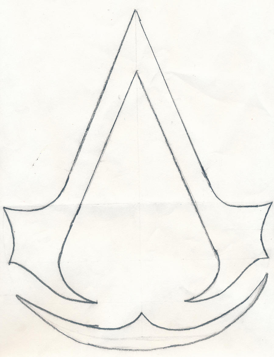 Assassins creed logo by