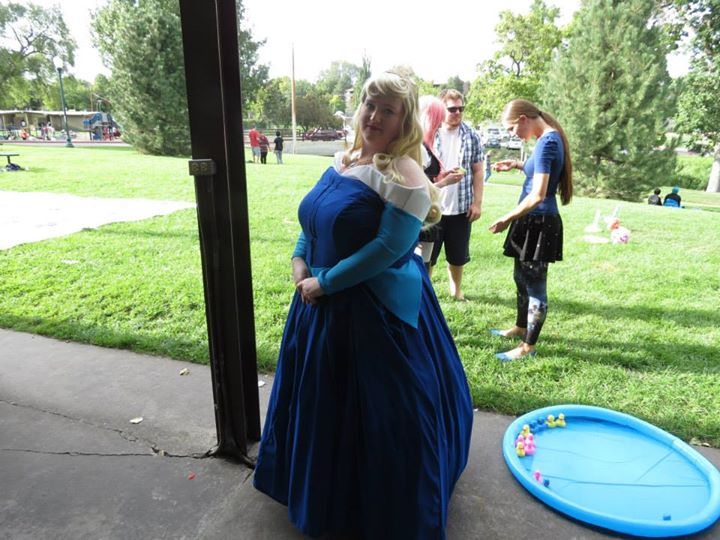 Princess Aurora by IllusionedTime