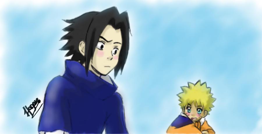 Hey Sasuke! by HaganeNoChibiSan