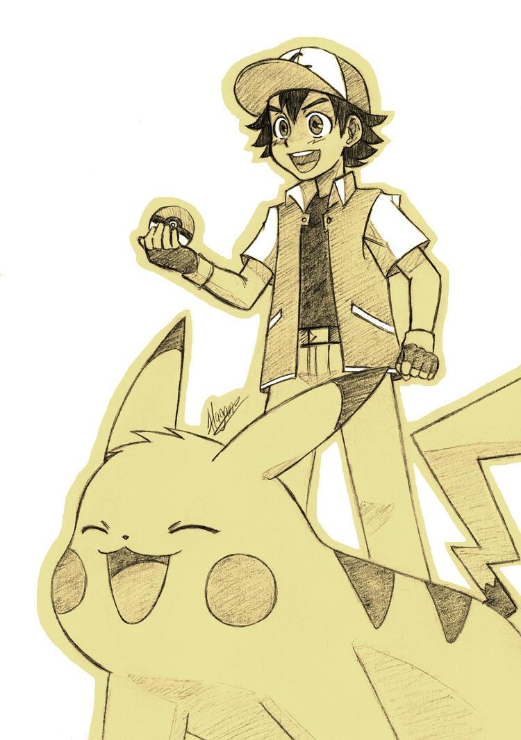 Pokemon by HaganeNoChibiSan