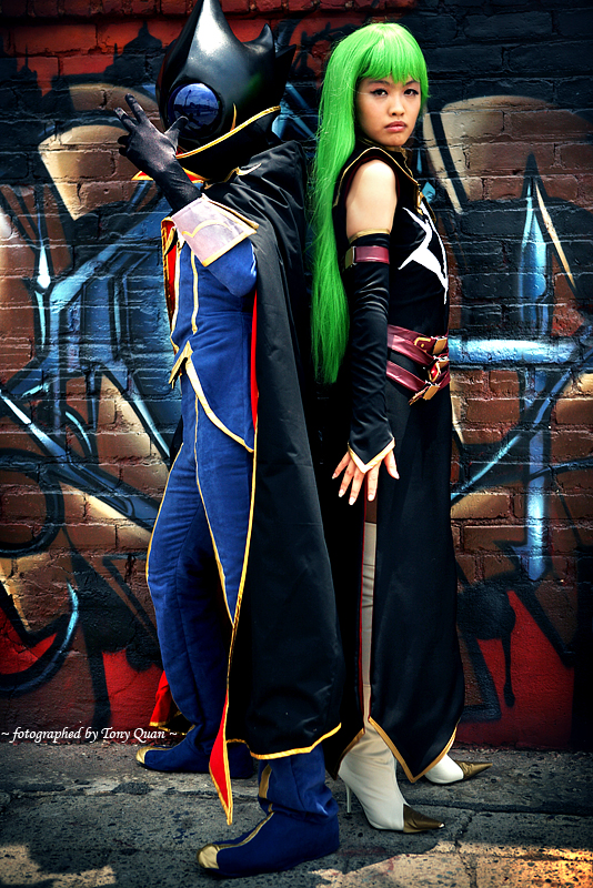 Cosplay Code Geass Accomplice_by_ImMuze