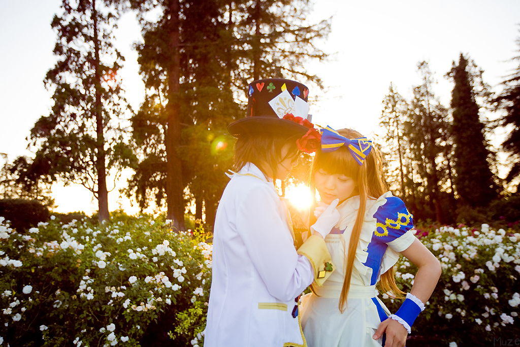 Heart no Kuni no Alice by ImMuze