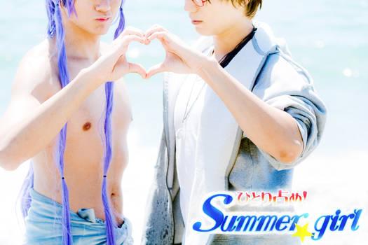 Vocaloid : Summer Girl - 3