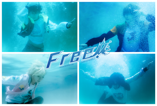 Free in water
