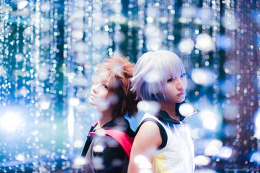 Kingdom Hearts 3D - 4 by ImMuze