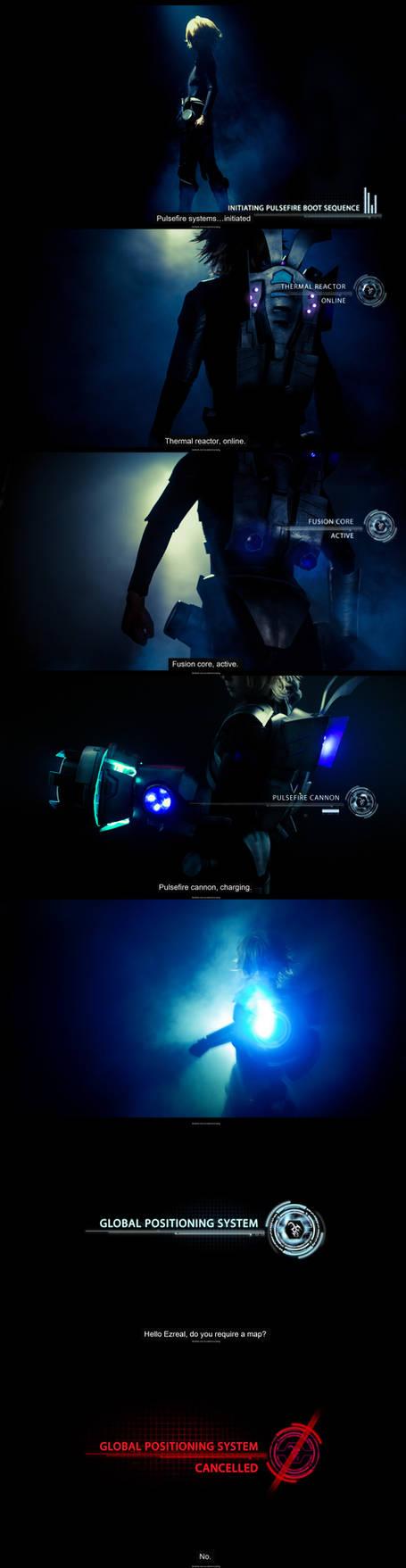 Pulsefire Ezreal Revealed