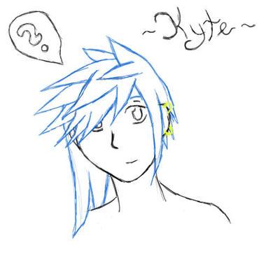 Kyte doodle by YakuzaCupcake