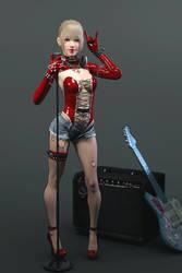 Pop Star by ArroLL