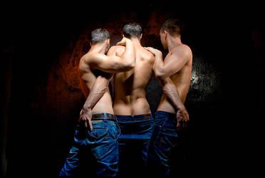 Threesome... by zakharova