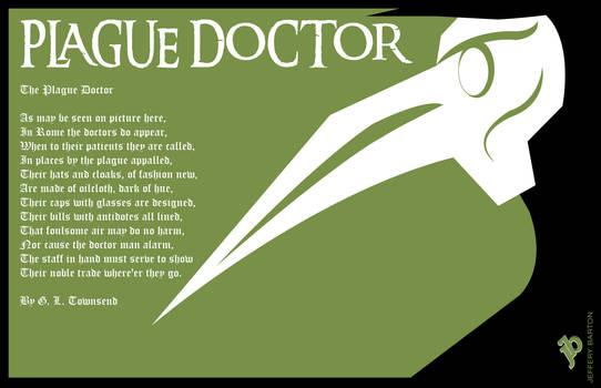 Plague Doctor by BigBuddyWill
