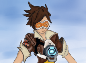 Tracer [OVERWATCH]