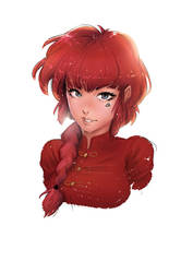 Ranma by ericanthonyj